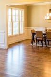 Window Light on New Hardwood Floor Royalty Free Stock Photography