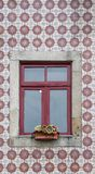 Window from Lisbon Royalty Free Stock Photography
