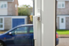 Window lock Royalty Free Stock Photography