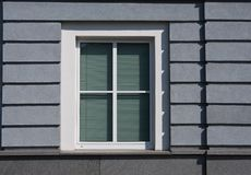 Window of a modern building Royalty Free Stock Image