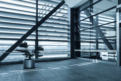 Window in the modern building Royalty Free Stock Photography