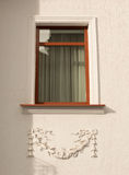 Window in modern house. Royalty Free Stock Photography