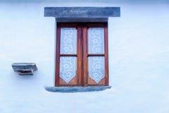 Window in Monsaraz Stock Image