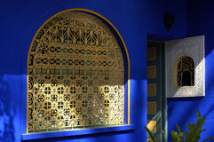 Window in Morocco Stock Images