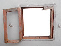 Window in morocco casablanca africa Stock Images
