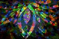 window mosaic combo Royalty Free Stock Photo