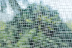 Free Window Mosquito Wire Screen Royalty Free Stock Photo - 92115615