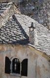 Window in Mostar Royalty Free Stock Photos