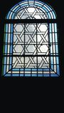 Window. In museum Stock Photos