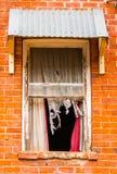 Window Needs some love Stock Image