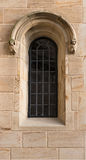 Window in  Neo-Gothic style Royalty Free Stock Image