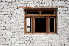A window in Nubra valley, Leh Stock Photography