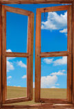Window Of Opportunities Stock Image