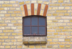 Window in an Old Barn Royalty Free Stock Photography