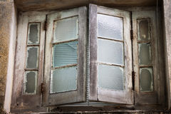 Window in an old building Royalty Free Stock Images