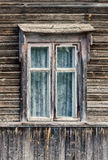 Window of an old cottage Stock Image