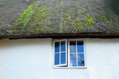 Window. Of an old Cottage in England Stock Images