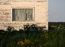 Window of Old Home Stock Photography