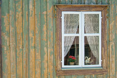 Window of old house Stock Image