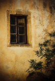 Window of old house Royalty Free Stock Photography