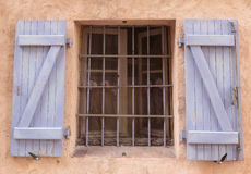 Window in old house Stock Photos