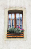 A window in old house Royalty Free Stock Image