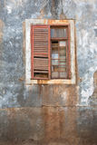Window of the old house Royalty Free Stock Photo