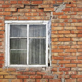 Window of old house background Royalty Free Stock Photos