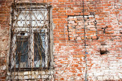 Window in an old house Royalty Free Stock Photography