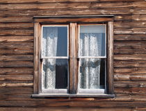 Window In Old House Royalty Free Stock Image