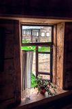 Window Of Old House Royalty Free Stock Photos