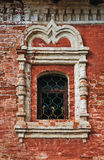 Window in an old monastery Royalty Free Stock Photo