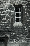 Window in Old Oxford, England Royalty Free Stock Image