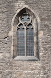 Window in an old wall Royalty Free Stock Image