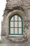 Window in old wall Stock Image