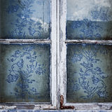 Window of old wooden house Royalty Free Stock Photo