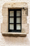 Window outdoors from house Royalty Free Stock Images
