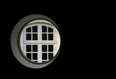 A window outside Royalty Free Stock Photos