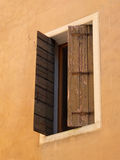 The window in Padua. Royalty Free Stock Images