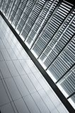 Window panels Royalty Free Stock Photography