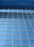 Window panels Stock Image