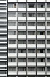 Window patterns. In building Royalty Free Stock Photography