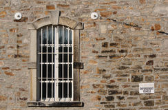 Window at Perth Court House Royalty Free Stock Photo