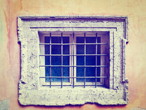 Window in Perugia Royalty Free Stock Photo