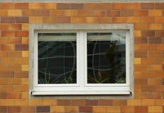 Window In Plattenbau Stock Images