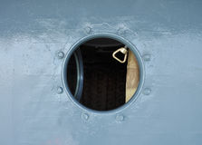 Window - the porthole Royalty Free Stock Photo