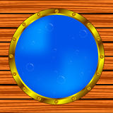Window porthole Royalty Free Stock Images
