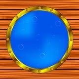 Window Porthole Royalty Free Stock Images