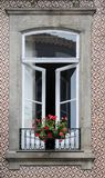 Window from Porto, Portugal Royalty Free Stock Photography