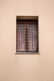 Window of a prison Stock Photography